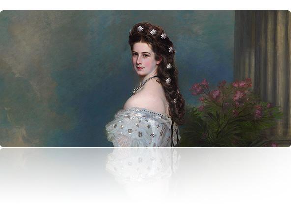 naloga las, Elizabeta Bavarska - Sissi
