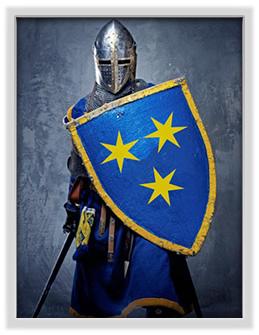 Celjski vitez vas pozdravlja!