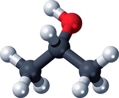 izopropanol (2-propanol)