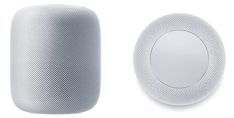 Apple HomePod v frizerskem salonu
