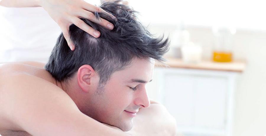 masiranje lasišča