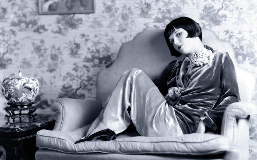 Louise Brooks, igralka nemih filmov