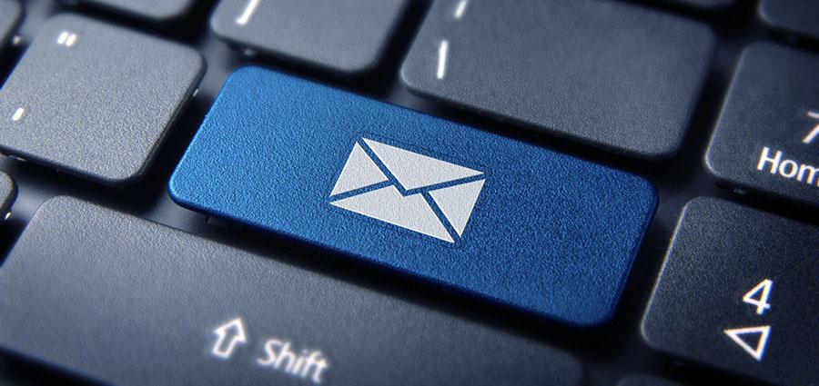 kontakt, e-pošta
