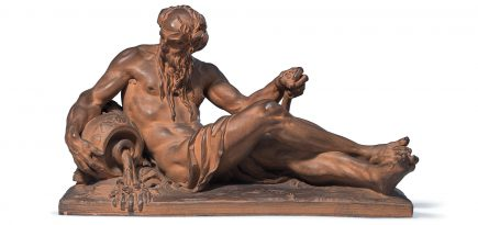 Jean-Jacques Caffieri, Rečni bog