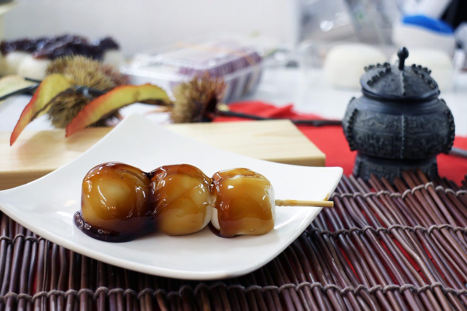 japonski cmoki iz riževe moke