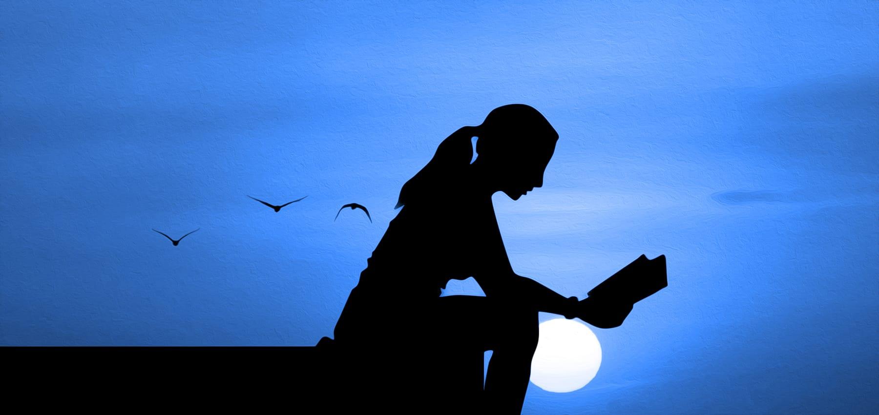 kdor bere, živi tisoč življenj