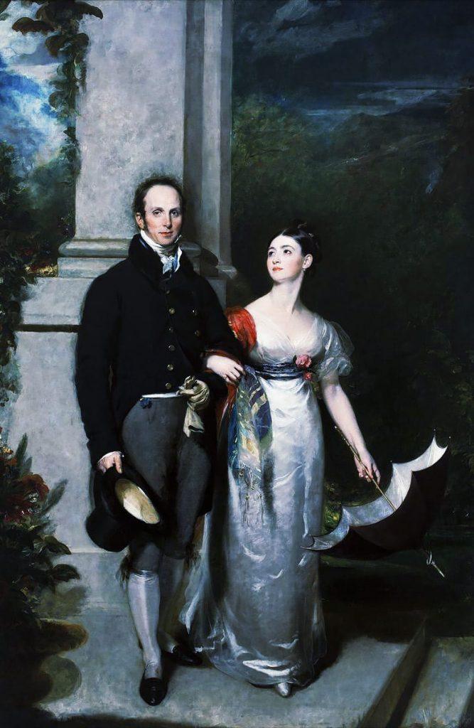 Thomas Lawrence, G. in Ga. James Dunlop